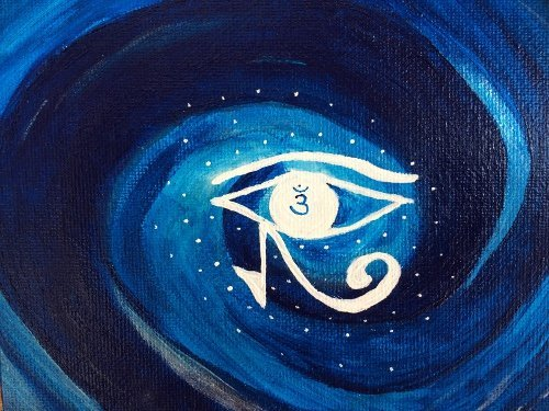 Opening the Third Eye Chakra through Intuitive Painting ...
