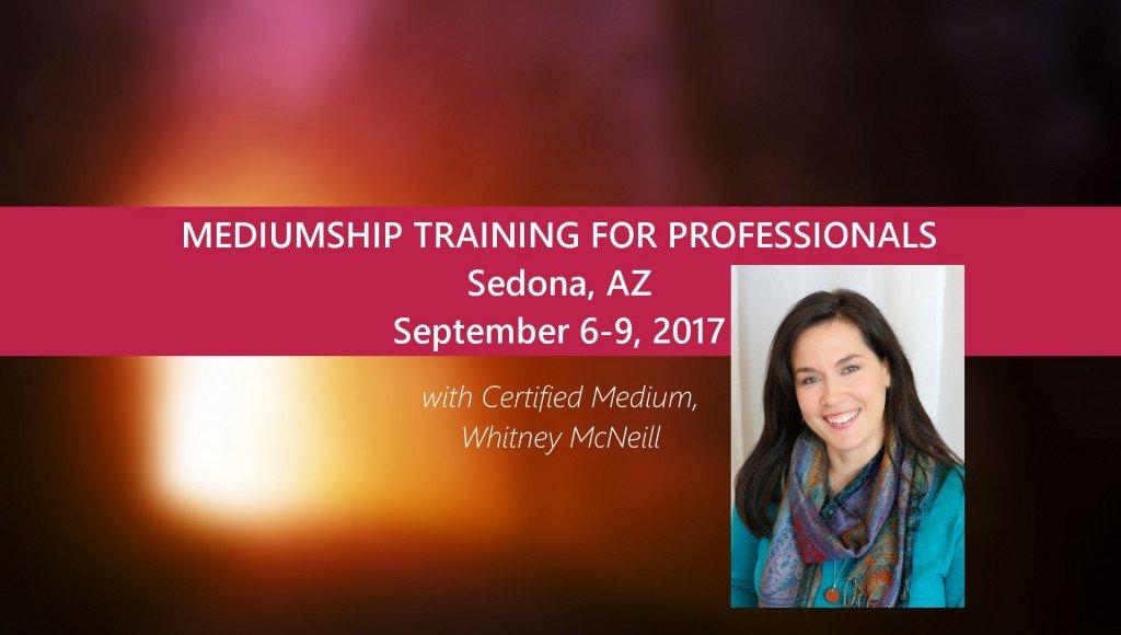 Mediumship Training for Professionals