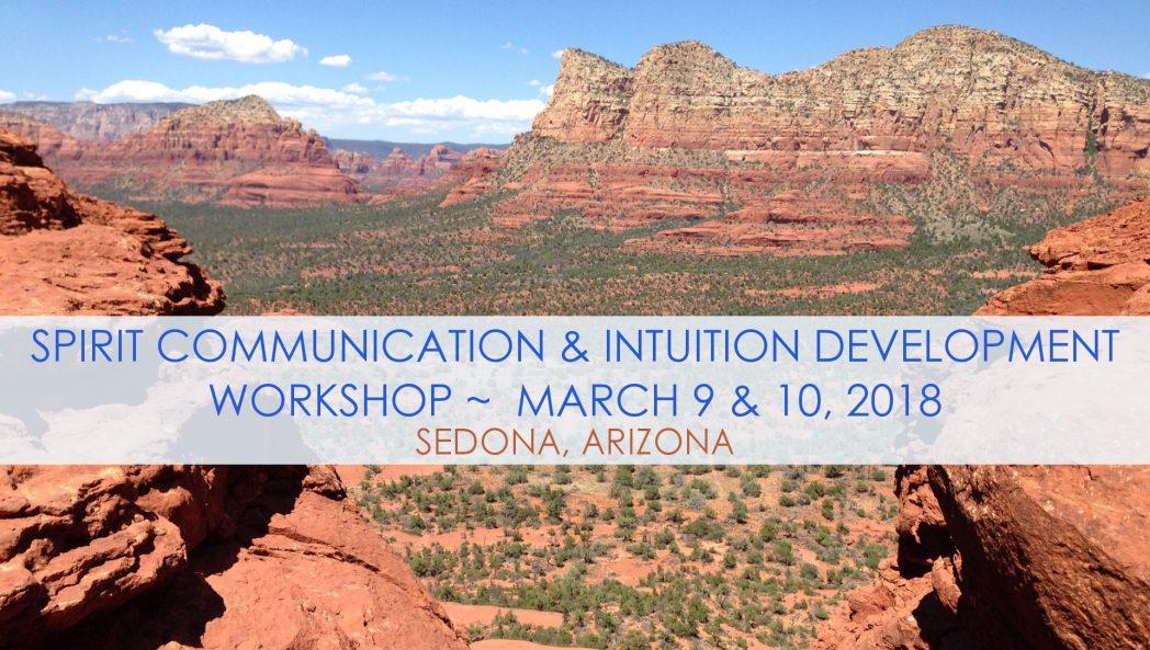spirit communication workshop sedona, az