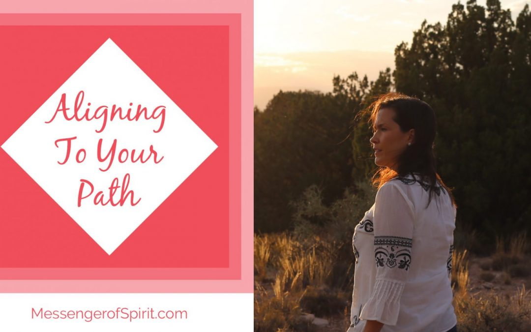 Aligning To Your Spiritual Path And Life Purpose