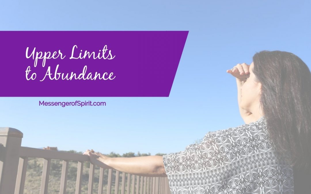 Breaking Upper Limits to Your Abundance