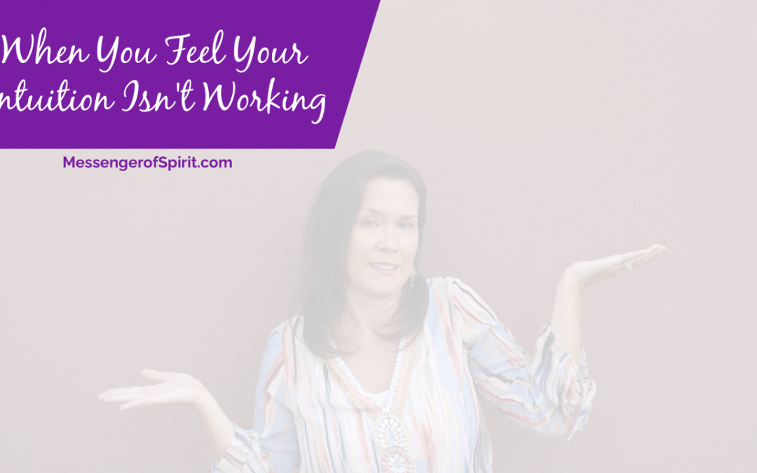 Is Your Intuition Working?